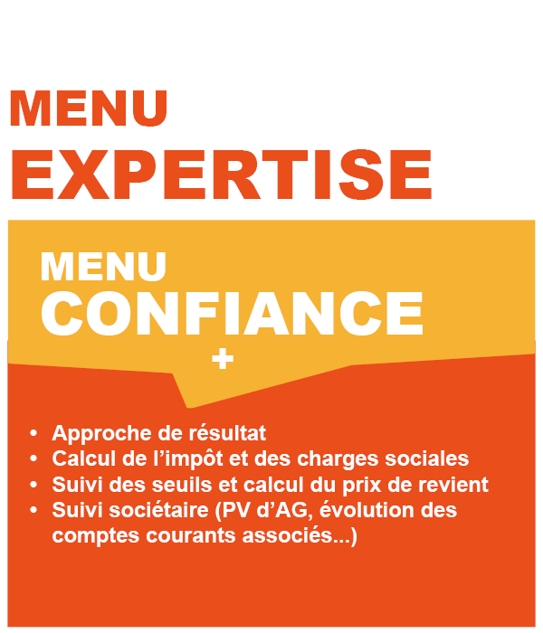 Menu expertise