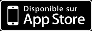 disponible sur app store_logo