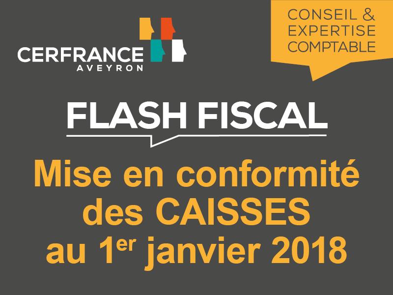 Flash fiscal septembre