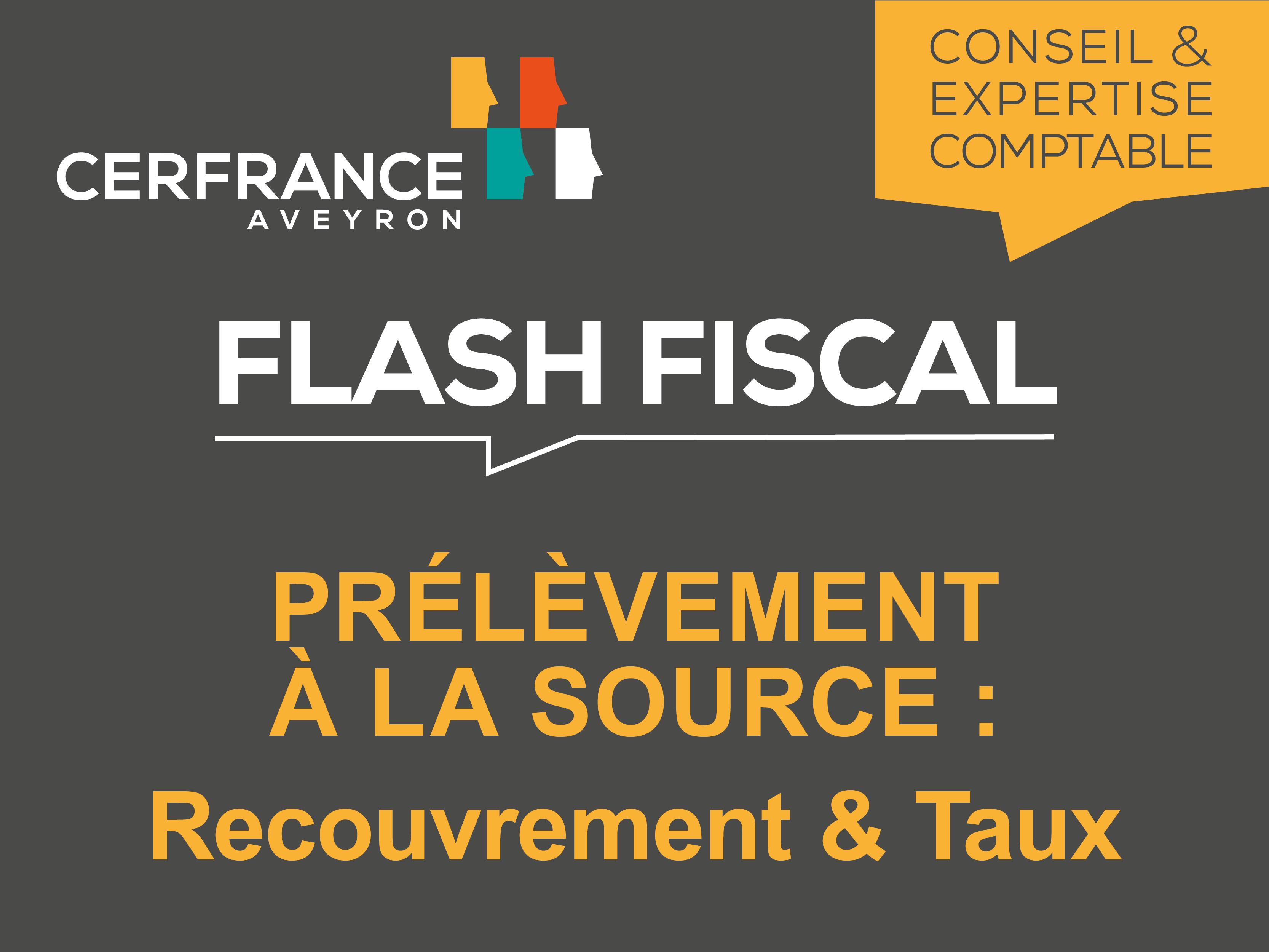 Flash Fiscal - Août 2018