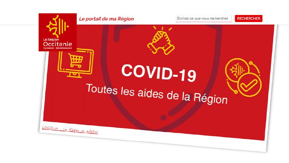 Flash Info : les aides de la région Occitanie