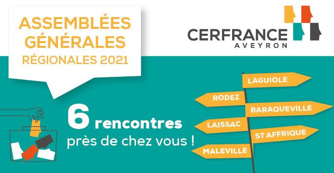 Assemblées Générales Locales 2021